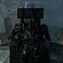 Гатрик на троне