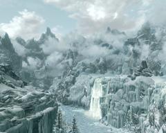 Забытая долина вид