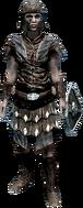 Имперская клёпаная броня (ж)