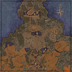 Каменный Кулак (карта)