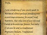 Argonian Ceremony