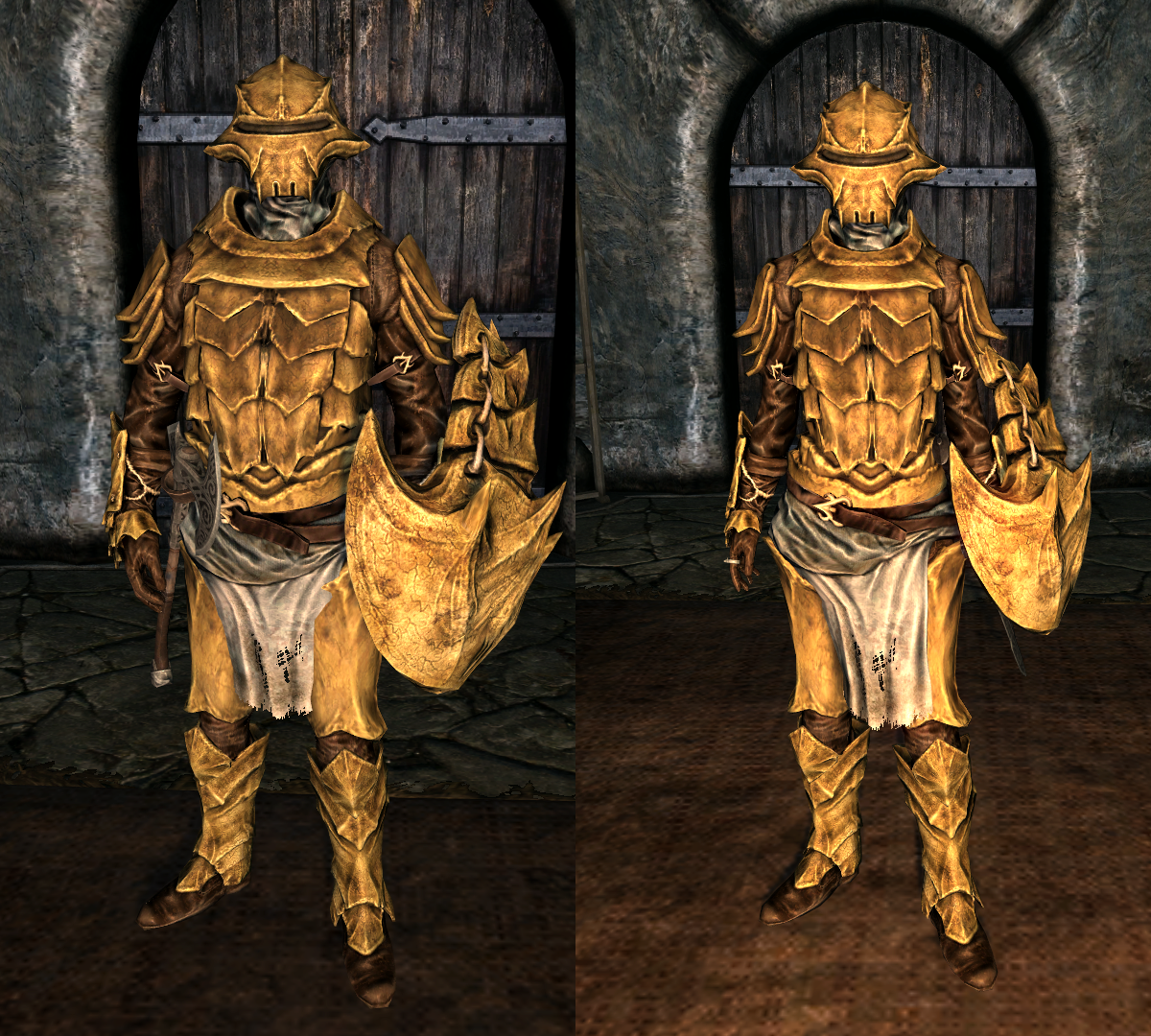 Bonemold Armor (Dragonborn) | Elder Scrolls | FANDOM powered