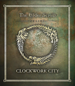 Clockwork City Cover