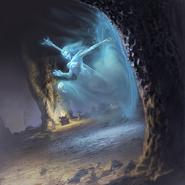 Fleeting Apparition card art