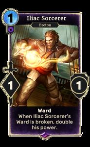 Iliac Sorcerer