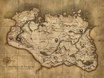 Map of skyrim bintoenglish
