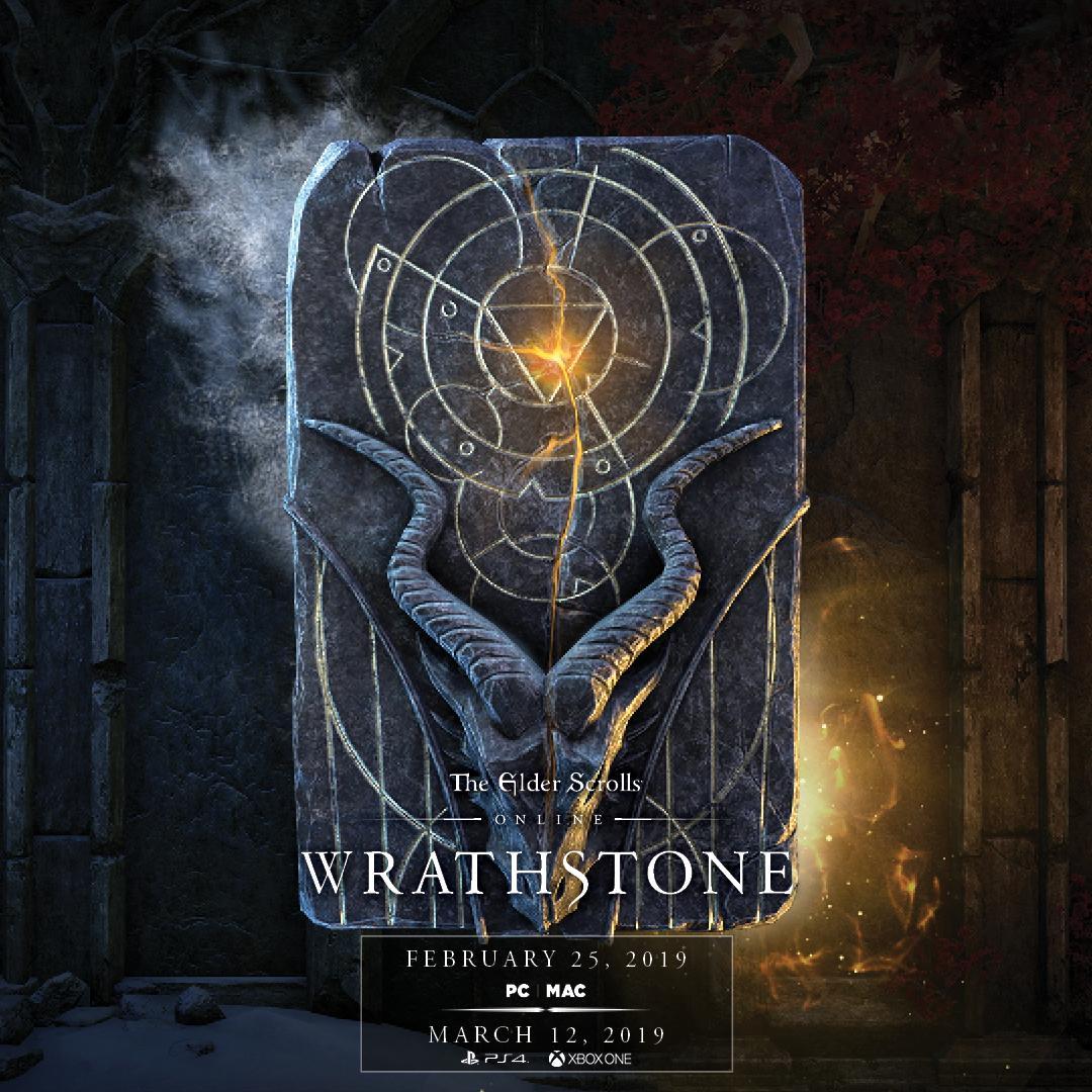 The Elder Scrolls Online: Wrathstone | Elder Scrolls | FANDOM