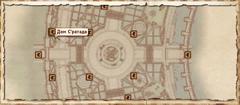 Дом Сратада. Карта