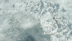 Кагрензел - карта