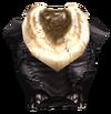 Кираса дубленой кожи нетча (morrowind)