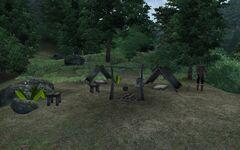 Лагерь Гранат