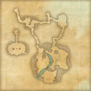 Пещеры Тёмных теней (план 2)