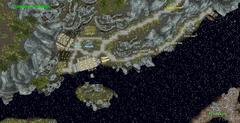 Солитьюд — Лесопилка - план снаружи
