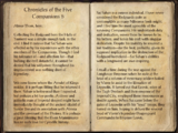 Chronicles of the Five Companions 5