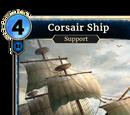 Corsair Ship