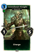 Greenheart Knight