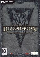 Morrowind Bloodmoon PC Cover
