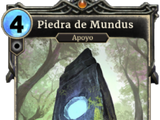 Piedra de Mundus