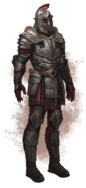 Reman Empire Heavy armor set