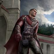 Veteran Gladiator card art