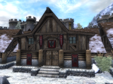 Здание в Бруме (Oblivion) 6