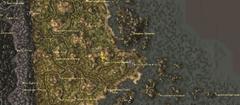 Родовая гробница Андалоров. Карта