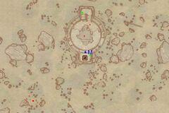 Форт Онтус (экстерьер). План