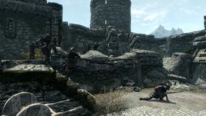 Battle for Fort Sungard