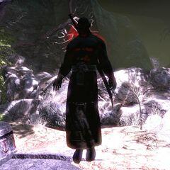 Malacath z gry The Elder Scrolls Online