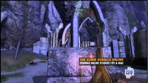 The Elder Scrolls Online E3 2012 Gameplay Demo
