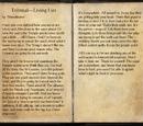 Tribunal - Living Lies