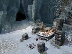Алтарь Тронда (Dragonborn)