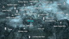 Черный Брод карта