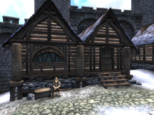 Здание в Бруме (Oblivion) 16