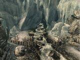 Ледяная расщелина