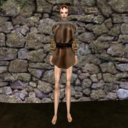 Простая рубашка (Morrowind) 11 (жен)