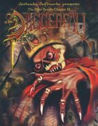 Daggerfall copertina UK