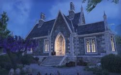 Halimorion's Villa