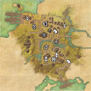 Даггерфолл (план)