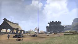 Лесопилка форта Эш