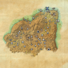 Ривенспайр-Бухта Сирен-Карта