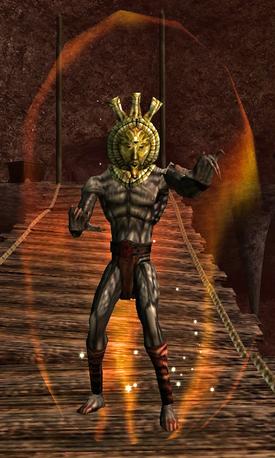 Dagoth Ur Character