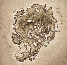 Drżące Wyspy (mapa) (Oblivion)