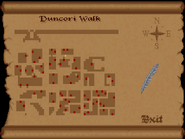 Duncori Walk full map