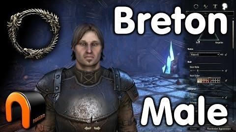 Elder Scrolls Online -- Breton Male - Character Creation-0