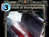 Fork of Horripilation (Legends)