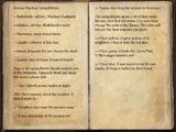 Iirdel's Journal