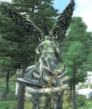 Posąg Auri-Ela (Oblivion)