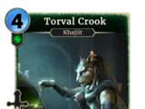 Torval Crook