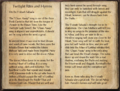 Twilight Rites and Hymns Pages 1-2.png